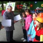 Laureaci konkursu z 2010 roku, na zdjęciu nagrody wręczają wiceprezesi Oddziału Okręgowego Artur Wira i Janusz Wawrzyszko
